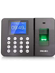 Deli No Installation Attendance Machine Fingerprint Identification Attendance Machine