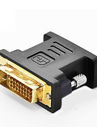 IT-CEO V7DV    DVI Adapter DVI to VGA Adapter Male - Female Gold-Plated Copper