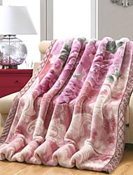 Flanela Floral/Botânico Outro cobertores