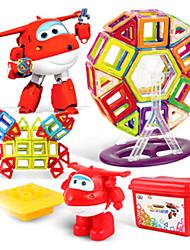 Bloques de Construcción Para regalo Bloques de Construcción Circular Hierro Forjado 1-3 años de edad 3-6 años de edad Juguetes
