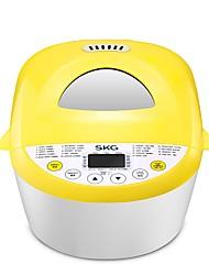 Máquinas de Pan Tostadora Utensilios de cocina innovadores 220 VMúltiples Funciones Función de sincronización Adorable Poco ruido Luz