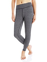 Mulheres Fitness, Corrida e Yoga para Ioga Correr Algodão Delgado Preto Cinzento Vermelho Azul S M L XL
