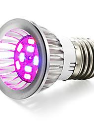 5W Luci LED per la coltivazione 10 SMD 5730 165-190 lm Rosso Blu AC 85-265 V 1 pezzo