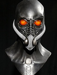 Masque d'horreur d'Halloween maquillage masque de danse masque d'oxygène nigga masque accessoires de fête