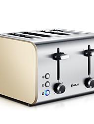 Máquinas de Pan Tostadora Utensilios de cocina innovadores 220 VAdorable Poco ruido Luz Indicadora de Encendido Peso ligero Baja