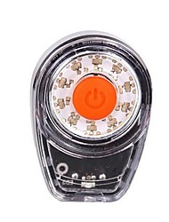 Luce posteriore per bici LED LED Ciclismo All'aperto Luci USB Lumens USB Multicolore Uso quotidiano Ciclismo All'aperto