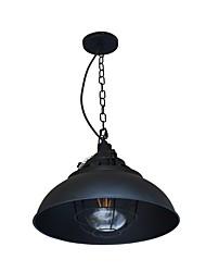 Yy dt-31 lampe suspension rétro forme de fer suspendu lumière loft lampe suspension réglable cafe light fixture chandelier