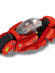 XingBao 03001 1143Pcs Creative MOC City Series The Moto Set Children Building Blocks Bricks Boy Toys Model Gifts