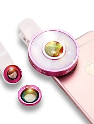 ESCASE Smartphone Camera Lenses  0.45X Wide Angle 12X Macro for ipod iphone Huawei xiaomi samsung