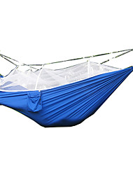 Mosquito Nacelle Hammock Parachute Cloth Light Breathable Field Camping Tents Swing