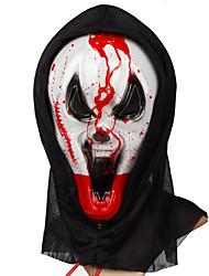 Pour Halloween Bal Masqué Squelette/Crâne Cosplay Fête / Célébration Déguisement d'Halloween Rétro Masques Halloween Carnaval Unisexe
