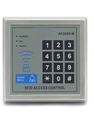 Ad-2000m 125khz rfid контроль доступа двери с цифровой клавиатурой / многократным режимом открытия