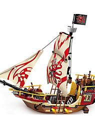 Bausteine Für Geschenk Bausteine Schiff Kunststoff Alle Altersgruppen 6 Jahre alt und höher Spielzeuge