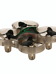 Drone 1603 4CH 2 Eixo Com 0.3MP HD Camera Iluminação De LED Retorno Com 1 Botão Vôo Invertido 360°Quadcóptero RC Controle Remoto Cabo USB