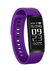 el monitor del sueño del podómetro de los smartwatch / sports de la mujer de los hombres de yy c7s para el teléfono androide de ios