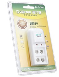 Dlp-009 double chargeur 9v simple double seulement 50hz ac220v