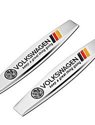 Автомобильная эмблема автомобильная маркировка автомобильной хвостовой марки для vw