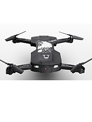 2017 Newest Design Drone With Camera Folding Quadcopter 69506 0.3MP Camera Wifi Real-time Sharing Flashing Light Drones