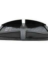 silicona teléfono celular del coche almohadilla soporte para el iphone (negro)