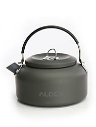 ALOCS Походный чайник Чайник Компактность Алюминий для Пикник Отдых и туризм На открытом воздухе