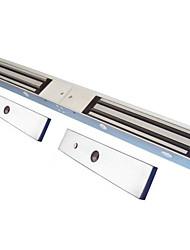 280 kg porta dupla fechadura magnética porta de madeira porta de incêndio porta de vidro porta bloqueio eletromagnético
