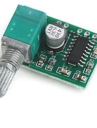 Pam8403 усилитель панель 5v