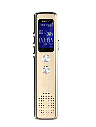 RUIZU K15 Digital Voice Recorder Professional High-Definition Noise Reduction Ultra-Small U Disk Sound Control 16GB