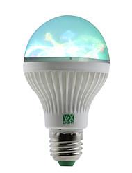 1W LED Kugelbirnen 6 SMD 100-150 lm RGB AC 85-265 V 1 Stück E27