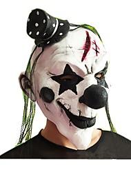 Pour Halloween Bal Masqué Squelette/Crâne Monstre Burlesques Cosplay Fête / Célébration Déguisement d'Halloween Rétro MasquesHalloween