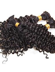 Bundle cheveux Cheveux Brésiliens Bouclé Très Frisé 12 mois 1 Pièce tissages de cheveux kg Mèches Rapides