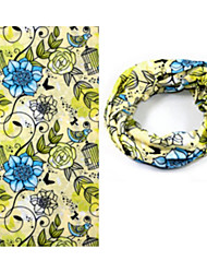 All Acrylic Head Scarf,Patterned All Seasons
