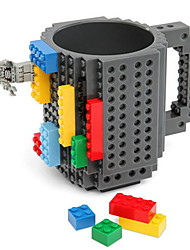 Building Blocks For Gift  Building Blocks Cup Plastics All Ages Toys