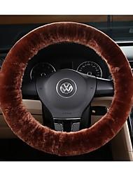 искусственная шерсть рулевое колесо покрытие автомобиль колесо протектор до 38cm