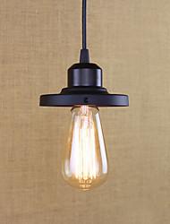 подвесной свет деревенский / домик античный старинные ретро картины функция для мини-стиль металлическая кухня вход магазины / кафе 1