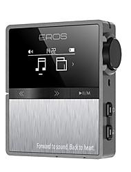 aigo De alta fidelidadPlayerNo Conector 3.5mm Tarjeta TF 128GBdigital music playerBotón
