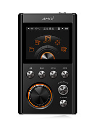 De alta fidelidadPlayer32GB Conector 3.5mm Tarjeta TF 128GBdigital music playerBotón