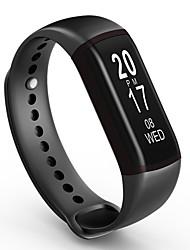 hhy neue l55 intelligente Armbänder Blutdruck Herzfrequenz Schlaf Überwachung Nachricht Anruf Erinnerung android ios