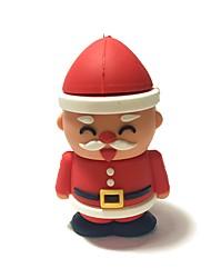 8GB Christmas USB Flash Drive Cartoon Christmas Tree Christmas Gift USB 2.0