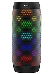 Мини На открытом воздухе Bluetooth Подсветка Bluetooth 3.0 3,5 мм Белый Черный Винный