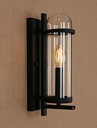 AC 220-240 40 E14 Vintage Moderno/Contemporâneo Regional Pintura Característica for Lâmpada Incluída,Luz Ambiente Luz de parede