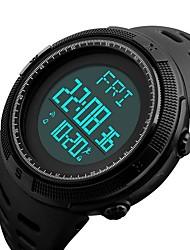 smartwatch wasserdicht / wasserdicht lang standby pedometer kamera multifunktion wecker chronographen kalender doppelzeit zonen