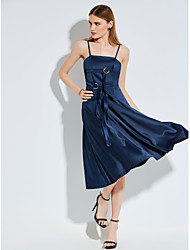 Women's Going out Swing Dress,Solid Strap Maxi Sleeveless Polyester Spring Fall High Rise Inelastic Sheer Medium