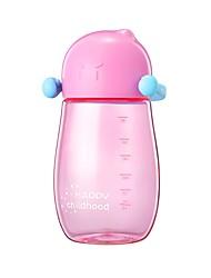 Outdoor Wear to work To-Go Drinkware, 400 PP Plastic Water Water Bottle
