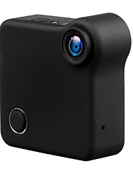 Mini Camcorder Alta Definição Portátil sem fio Detector de Movimento 720P