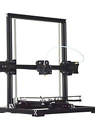 tronxy x3 рабочий стол высокой точности ЖК-экран Набор 3d принтер - черный штекер ес