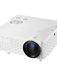 BL-18 LCD HVGA (480x320) Projector,LED 2000lm Mini Projector