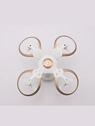 Dron 415B 4 Canales Con la cámara de 0,3 MP HD Retorno Con Un Botón Flotar Con Cámara Quadcopter RC Mando A Distancia Cámara Cable USB