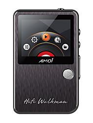HiFiPlayer16GB 3.5mm Jack TF Card 128GBdigital music playerButton