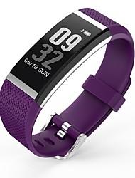 hhy новый fithr умный браслет сердечного ритма движение шагомер сна контроль сидячий напоминание anti потерянный ip67 водонепроницаемый