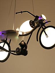 Dégivrage du vent industriel Décoration de la personnalité créative Moto de moto Chambre des enfants Chambre magasin de vêtements